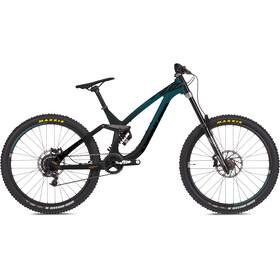 "NS Bikes Fuzz 27,5"", black/teal"